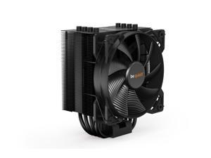 be quiet! Pure Rock 2 Black, CPU cooler, 150W TDP, incl. Pure Wings 2 120mm PWM fan, HDT technology