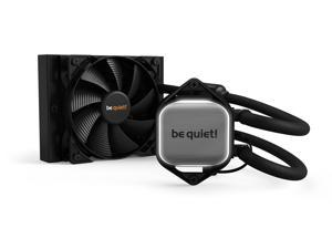 be quiet! PURE LOOP 120mm All-In-One Water Cooling System, CPU Cooler, Pure Wings 2 120mm PWM Fans