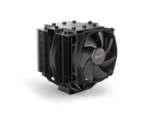 be quiet! Dark Rock Pro TR4 for AMD, high-end CPU Cooler, 250W TDP, two Silent Wings 3 PWM fans 135/120, Ryzen Threadripper ONLY