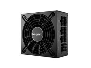 be quiet! SFX L Power 600W, 80 PLUS Gold efficiency, full cable management and quiet operation thanks to 120mm high-quality fan.