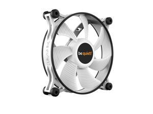 be quiet! Shadow Wings 2 120mm PWM White, case fan, airflow-optimized fan blades, whisper-quiet operation and reliable cooling