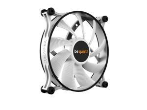 be quiet! Shadow Wings 2 140mm PWM White, case fan, airflow-optimized fan blades, whisper-quiet operation and reliable cooling