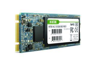 Ritek 512GB SATA III M.2 2280 6Gb/s Internal SSD Solid State Drive 3D NAND Up to 500 MB/s R801