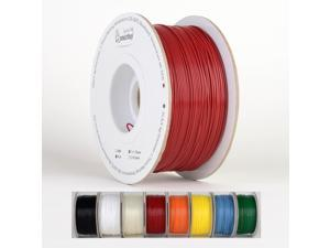 Smartbuy 1.75mm Red PLA 3D Printer Filament - 1kg Spool / Roll (2.2 lbs) - Dimensional Accuracy +/- 0.05mm