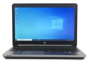 "HP ProBook 650 G1 Laptop 15.6"" i7 4600M 2.9GHz 8GB 320GB Win 10 Pro"