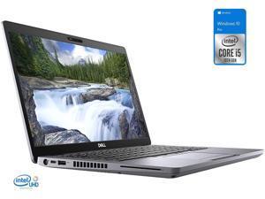 """Dell Latitude 5410 14"""" Full HD 1920 x 1080 Notebook - 10th Gen Intel Quad Core i5-10310U 1.7GHz – 8 GB RAM DDR4 512 GB NVMe SSD, HDMI, DisplayPort via USB-C,  Wi-Fi, Bluetooth, Windows 10 Pro"""