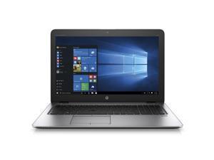 "HP EliteBook 850 G3 15.6"" HD LED Display Ultrabook Laptop – 6th Gen Intel Core i5 Dual Core 2.4GHz CPU 256 GB SSD + 1TB HD 8 GB DDR4 RAM WiFi Bluetooth Tunderbolt Windows 10 Pro"