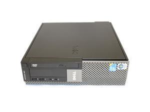 Dell OptiPlex 960 SFF Desktop Intel Core 2 Duo 3.0GHz 4GB DDR2 RAM 250 GB HD DVD Windows 7 Professional 64-Bit