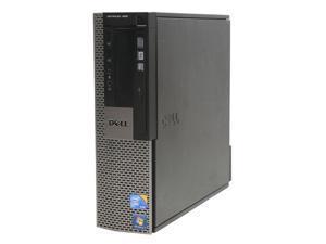Dell OptiPlex 960 SFF Desktop Intel Core 2 Quad 2.4GHz 4GB DDR2 RAM 1TB HD DVDRW Windows 7 Professional 64-Bit