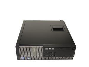 Dell OptiPlex 9010 SFF Desktop Intel Core i5-3470 3.2GHz 8GB RAM 256 GB SSD DVD-RW Windows 10 Pro