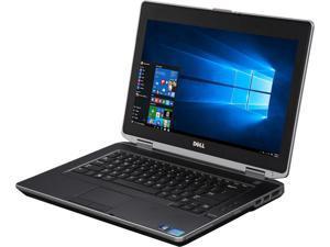 "Dell Latitude E6430 14"" LED Laptop Intel 3rd Gen Core i5 2.60 GHz Mobile CPU 16 GB DDR3 RAM 512 GB SSD DVD-RW HDMI WiFi Bluetooth Webcam Microsoft Windows 10 Professional 64-Bit **Max Config's**"