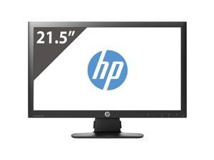 "HP ProDisplay P221 Full HD 1920 x 1080 Resolution 21.5"" WideScreen LED Backlight Monitor 5ms 250 cd/m2 DCR 3,000,000:1(1,000:1) VGA + DVI Included"