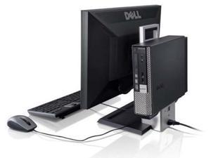 "Dell OptiPlex 7010 USFF All-In-One with a 22"" Monitor Desktop PC Intel Quad Core i7-3770 3.40GHz 16 GB RAM 500GB HD DVD-RW Windows 10 Professional 64-Bit"