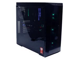 Custom PRC RGB CM Ryzen Gaming PC AMD Ryzen 5 3600 3.6GHz 6-Core 16GB DDR4 512GB m.2 SSD 2TB HD GeForce RTX 2060 Super 8GB GDDR6 1300 Mbps 802.11ac WiFi LG External DVDRW Windows 10 Pro