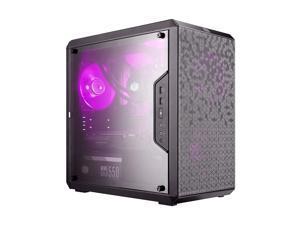 Custom PRC i3 Gaming PC 8th Gen. Quad Core i3-8100 3.6GHz 8GB Crucial Ballistix DDR4 AMD Radeon RX 570 8GB GDDR5 HDMI VR Ready 512GB m.2 SSD 2TB HD 1200 Mbps 802.11ac WiFi LG DVDRW Windows 10 Pro