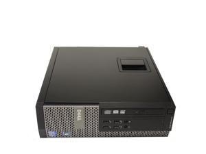 Dell OptiPlex 9010 SFF Desktop Intel Core i7-3770 3.4GHz 16GB RAM 512 GB SSD DVD-RW Windows 10 Pro