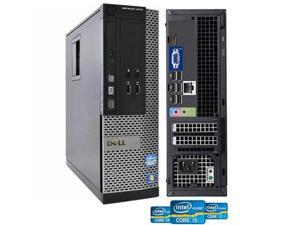 Dell OptiPlex SFF Desktop Intel Core i7-3770 3.40GHz 16 GB RAM 128 GB SSD DVD-RW DVD-RW WiFi HDMI Windows 10 Pro