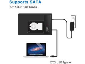 Vantec CB-ST00U3 NexStar USB 3.0 to SATA 6Gbps Optical/Storage Adapter