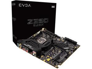 EVGA Z390 Dark, LGA 1151, Intel Z390, SATA 6GB/s, USB 3.1, M.2, U.2, EATX, Intel Motherboard 131-CS-E399-KR