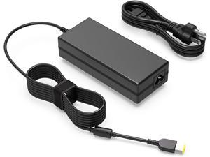 135W AC Charger Fit for Lenovo ADL135NDC2A ADL135NLC2A ADL135NCC2A ADL135NCC3A ADL135SCC3A ADL135NLC3A ADL135NDC3A SA10M42761 5A10J75112 Laptop - Power Supply Adapter Cord