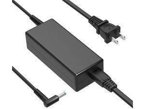 65W AC Charger Fit for HP Envy x360 17-bw0008ca 17m-bw0013dx 17-ce0015nr 17-ce1031nr 17-ce1030nr 17-cg0019dx 17-cg0013dx 17m-ae011dx 17m-ce0013dx 4BQ20UA 3WF11UA Laptop Power Supply Adapter Cord