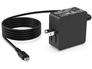 yan AC Adapter Charger for Lenovo IdeaPad 100S-14IBR Model 80R9 Power Supply Cord