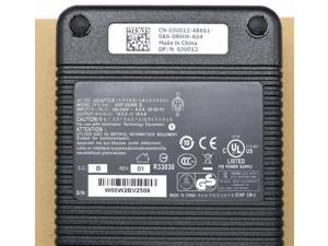 330W 19.5V 16.9A AC Adapter Power Supply Compatible for Alienware X711 P775DM3G MSI GT83VR GT73VR GT80 MSI deltal Desktop Trident 3 Series ADP-330AB D Clevo P370SM-A P775DM3(4-Hole Plug) Power Cord.