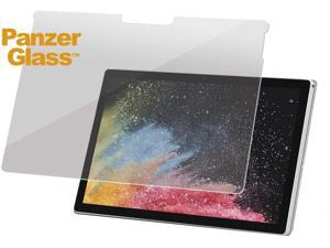 PanzerGlass Microsoft Surface Book 15'' Transparent Screen Protector - Full Frame Coverage Scratch Resistant and Shock Resistant