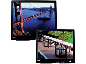 """Pelco 19"""" CCFL LCD Monitor - 5:4 - 5 ms PMCL419HB"""