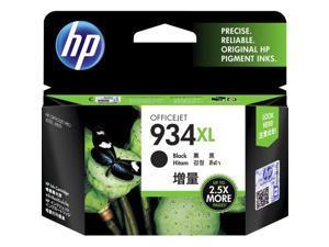 HP 934XL High Yield Ink Cartridge - Black
