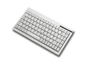 Solidtek Mini 88 Keys POS Keyboard Ivory PS/2 KB-595P