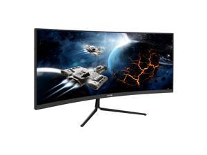 "VIOTEK GNV29CB Ultrawide Curved 29"" Gaming Monitor 2560 x 1080 p (2K), 120 Hz, UWFHD 21:9 w/ Immersive 1200R VA Panel FreeSync"