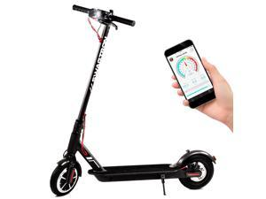 "Swagger 5 High Speed Electric Scooter for Adults with 8.5"" Tires, Cruise Control and 1-Step Portable Folding"