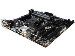 GIGABYTE GA-F2A78M-D3H FM2+ / FM2 AMD A78 (Bolton D3) SATA 6Gb/s USB 3.0 HDMI Micro ATX AMD Motherboard