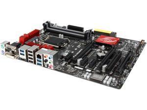 GIGABYTE G1 Gaming GA-Z97X-Gaming 3 --- LGA 1150 Intel Z97 HDMI SATA 6Gb/s USB 3.0 ATX Intel Motherboard