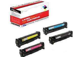 3A 507A Color LaserJet 500 M551 M551N M575 6PK Compatible Toner For HP CE400A