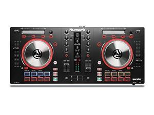 Numark Mixtrack Pro 3 All-In-One DJ Controller for Serato DJ