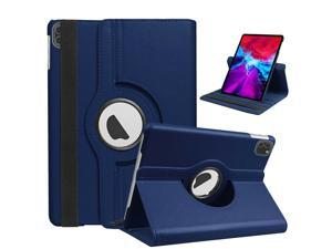 360 Degree Rotating PU Leather Tablet Stand Smart Case Cover for iPad Air 4 Case 2020 10.9 (4th Gen.)