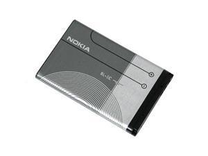 Original Nokia BL-5C / BL5C Replacement Li-Ion Battery 3.7V, 3.8Wh, 1020mAh for Nokia 1208/3100/3555/6085/6086/6682/1680/2730/3105/3120/3125/3230/3555/3600/3610/3650/3660/6030/6085/6086