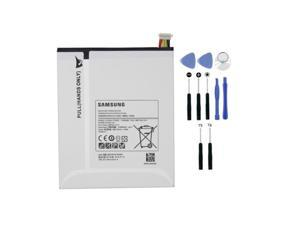 """Replacement Battery for Samsung Tab A 8.0"""" Tablet with Tools, SM-T350 T355, EB-BT355ABE, 4200mAh"""
