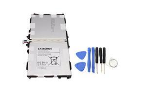 """Samsung Galaxy Tab Pro 10.1"""" Replacement Battery with Tools, SM-T520 T521 T525 T8220E 8220mAh"""