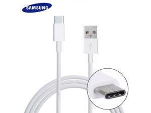 Samsung USB to Type C Fast Charge Data & Sync Cable for Samsung Galaxy S8 S9 Plus Note 8, Moto Z, Huawei Nexus 6P, LG G5 V20, Oneplus 3T 5, 4Ft