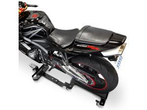 Motorcycle Mover Dolly Cruiser Side Stand Compatible with Honda GL Goldwing Gold Wing Magna