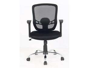 Tygerclaw Air Grid Mid Back Office Chair TYFC2206