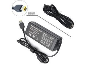 20V 4.5A 90W AC Adapter Battery Charger for Lenovo Thinkpad X1 Carbon T440 E431 Thinkpad L440 L540 T440 T440p T440s T540p;Lenovo Essential G700 G710 G405
