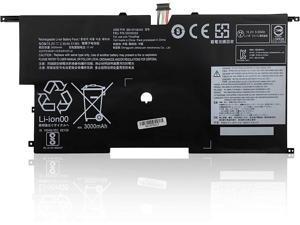 00HW002 Battery Fit for Lenovo ThinkPad X1 Carbon Gen 3 3rd 2015, SB10F46440 00HW003 Laptop, 15.2V 50Wh
