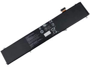 Powerforlaptop Replacement Battery for Razer Blade Stealth 15 2018 GTX 1060 1070 RTX 2070 RTX 2080 LINGREN 15 i7 8750H RZ09-02386E91-R3U1 RZ09-02385W71-R3W1 RZ09-02385E92-R3U1 Series RZ09-02386