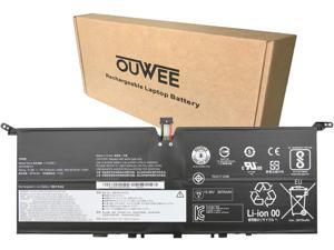 OUWEE L17C4PE1 Laptop Battery Compatible with Lenovo ideapad 730S-13IWL Yoga S730-13IWL S730-13IML Series Notebook 5B10R32748 L17M4PE1 5B10R32749 15.36V 42Wh 2735mAh