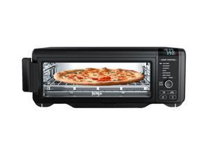 Ninja SP101 Foodi 8-in-1 Digital Air Fry, Large Toaster Oven (Black)