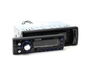 METRIK MCF-300 AM/FM 2 Band Radio with Built-In USB/SD Ports (Black) - New